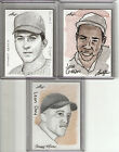 2012 Leaf Best of Baseball LEON DAY Color Sketch Card #1 1 Tempy Moore Artist