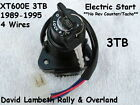 YAMAHA XT600E 3TB Ignition Switch Blocchetto Chiave Zündschloß Contacteur a Cle