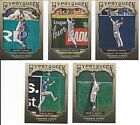 2011 Topps Gypsy Queen Wall Climbers (10) Card Set ALL MINT
