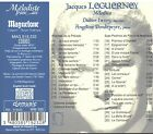 Jacques Leguerney: Melodies (Maguelone) - Didier Henry; Angeline Pondepeyre; J..