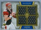 ANDY DALTON 2011 TOPPS SUPREME RC ROOKIE QUAD JERSEY RELIC SP 30