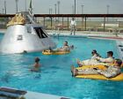 APOLLO 1 CREW PRACTICES WATER EGRESS PROCEDURES 8X10 NASA PHOTO EP 524