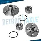 1994 2002 Saturn SC1 SC2 SL SL1 SL2 SW1 SW2 Front Wheel Hub and Bearing Pair