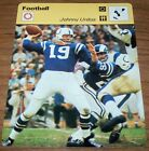 Johnny Unitas Cards, Rookie Card and Autographed Memorabilia Guide 10