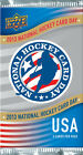 2013 National Hockey Card Day Packs USA Version 6 PACK LOTS