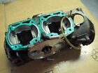 1996 96 SKI DOO ROTAX 670  SUMMIT HO MXZ Z X ENGINE CRANKCASE CRANK CASE CASES