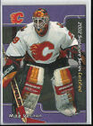 2001-02 BE A PLAYER SIGNATURE SERIES CERTIFIED 50 MIKE VERNON 50 C56 BAP