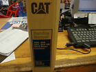 Cat 236, 246, 252, 262 XR Skid steer loaders service manual