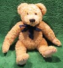Squeaking BOYDS BEAR with Navy Bow  ... THE ARCHIVE SERIES #1364 ... 12