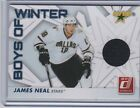 James Neal Cards and Memorabilia Guide 5