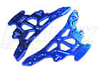 Integy T8202BLUE Alloy Main Chassis Set for Losi Mini-Rock Crawler