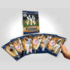 10 Sets, 2009 Yankees MLB Fathead Tradeables Team Set 12 Images, Total 120 cards