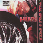 Thrills, Spills, & Wheels by Hud (CD, Jan-2005, OCTANE RECORDS LLC)