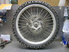 KTM 1998 380 SX MXC Front Wheel Rim and Tire Brake Rotor Disc 21x1.60