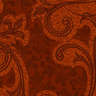Blessings III by Studio E Fabrics - Orange Scroll
