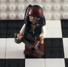 Lego Jack Sparrow Gun Pistol Sword Pirates of the Caribbean Minifig New