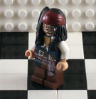 Lego Jack Sparrow Cannibal Pirates of the Caribbean Minifig New