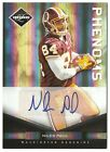 2011 Limited Niles Paul Monikers Auto Silver Card #183 #176 199 P1016