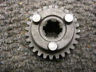 Yamaha DT80 YZ50 RD60 TY80 LB80 MX80 1973-1984 4th Wheel Gear 27T OEM  AHRMA