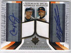 CAL RIPKEN JR MIGUEL TEJADA 2004 ULTIMATE COLLECTION DUAL AUTO GAME USED # 21 25
