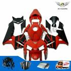 Fairing Red Black Complete Injection Plastic Fit for Honda 2005 2006 CBR 600RR