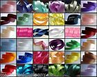Double Face Satin Ribbon 1 4 inch x 5 yards 15 feet of ribbon 34 COLORS