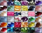 Double Face Satin Ribbon 7 8 inch x 5 yards 15 feet of ribbon 34 COLORS