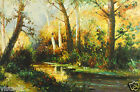 Oil Painting On Stretched Canvas 24