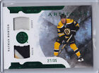 2011-12 NATHAN HORTON JERSEY PATCH 27 35 UD ARTIFACTS ##18