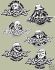 Cholo Gangster Pitbull Pit Lil Locsters Stickers 6 Styles 45 Homies Lowrider