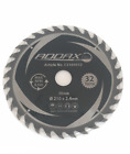 Draper Expert Circular Saw TCT Blade 210mm x 30mm x 40T. Rip & Cross Cut 09477