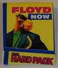 JOE CAMEL FLOYD NOW/THEN MATCHBOOK COLLECTIBLE PAPER ADVERTISEMENT TOBACCO