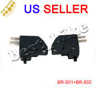 GY6 150cc 250cc 50cc Master Cylinder Brake Switch Starter Brake Safety switch