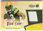 2011 Topps Finest Randall Cobb #07 99 Rookie Patch Auto Refractor #RAP-RC P1151