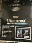 400 ULTRA PRO PLATINUM 2 POCKET 5X7 CARD PAGES SHEETS