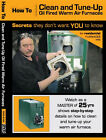Oil Furnace, How to Clean & Tune Up - Beckett Oil Burner - How To DVDs