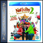 NATIVITY 2 DANGER IN THE MANAGER BRAND NEW BLU RAY