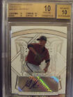 2009 Bowman Sterling - Autograph - Mike Minor RC - BGS 10 Pristine - w 10 Auto