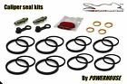 Yamaha YZF1000 R Thunderace front brake caliper seal rebuild kit 1996 1997 1998