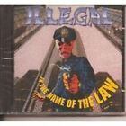 Illegal In The Name Of The Law CD in case w/ book