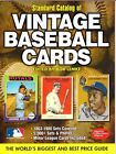 Standard Catalog of Vintage Baseball Cards Brand New with Freee Shipping