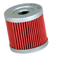Suzuki LS 650 LS650 DR 650SE SetOf 6 Engine Oil Filters NEW 16510-37450