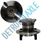 Set of 2 NEW Rear Driver and Passenger Wheel Hub and Bearing Assembly w o ABS