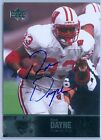 RON DAYNE 2011 UPPER DECK COLLEGE LEGENDS AUTO AUTOGRAPH SP