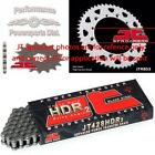SUZUKI RM85L RM 85 L NEW SPROCKET & CHAIN SET 13/47 16