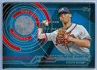 ANDRELTON SIMMONS 2014 TOPPS TRAJECTORY RELICS GAME USED JERSEY RELIC SP