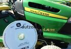 John Deere Tech Service Technical Manual LA155,LA165,LA175 mower TM103419 CD