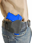 New Barsony Black Leather Quick Slide Holster Kahr Beretta 380 Ultra Comp 9mm 40
