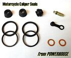 Honda CB 400 N C D Super Dream front brake caliper seal kit 1982 1983 1984 1985