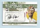TUUKKA RASK 2009 10 ITG BETWEEN THE PIPES GOALIEGRAPHS AUTOGRAPH AUTO SP BRUINS